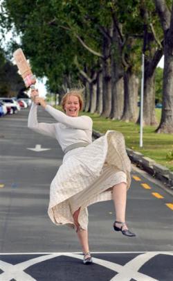 Dunedin city councillor Hilary Calvert wants Logan Park Dr renamed in honour of South Dunedin...