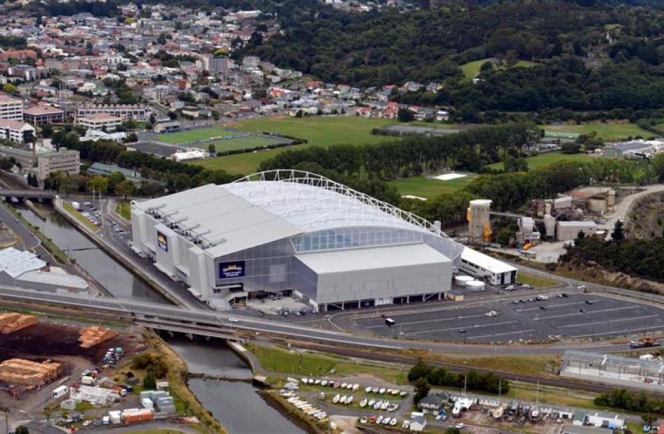Dunedin City Councillors have been told a review of Forsyth Barr Stadium operations will take...