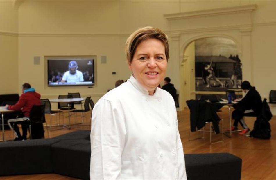 Dunedin food designer Liz Christensen. Photos by Craig Baxter/Supplied.