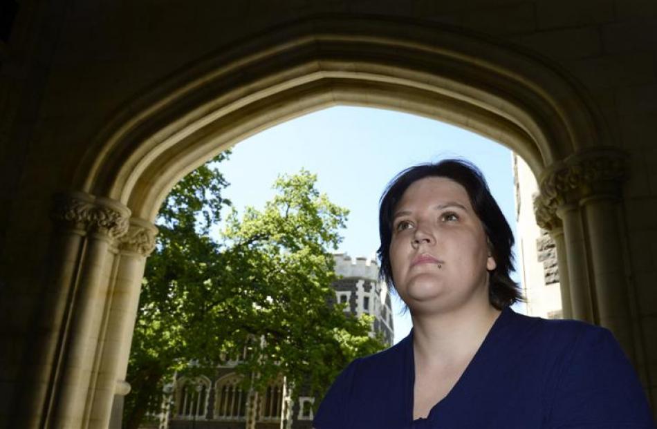 Dunedin  postgraduate student Lisa Jankowska is calling on the university to change an enrolment...