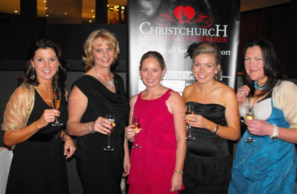 People Black Tie Earthquake Fundraiser Otago Daily Times Online News