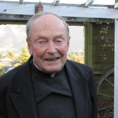 Father Brian Fenton.