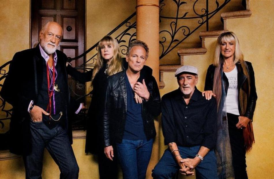 Fleetwood Mac. Photo supplied.