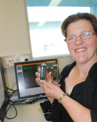 Genomics scientist Dr Suzanne Rowe, of Invermay. Photo supplied.