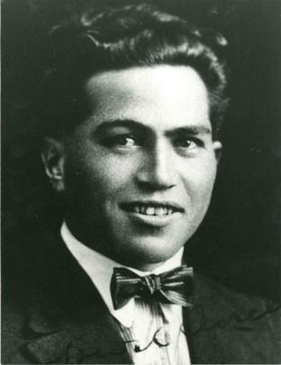George Nepia