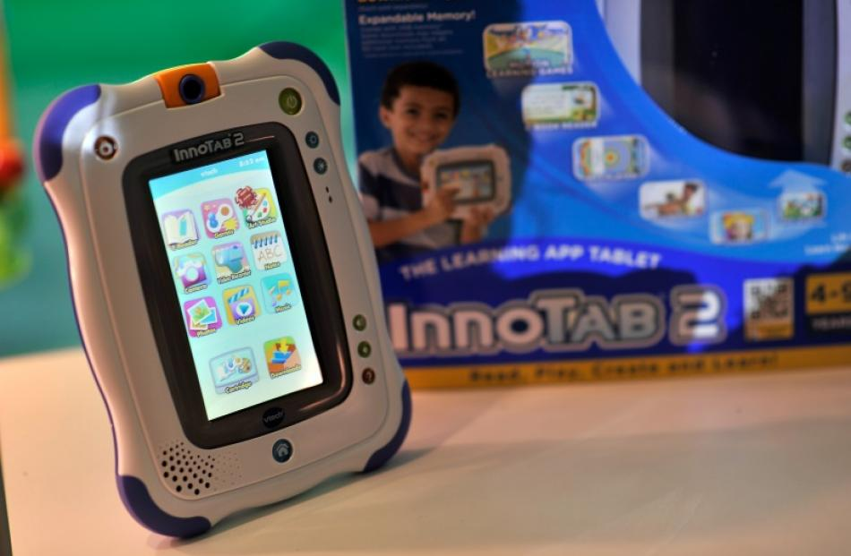 Hong Kong-based company VTech, which manufactures gadgets, tablets and baby monitors,...