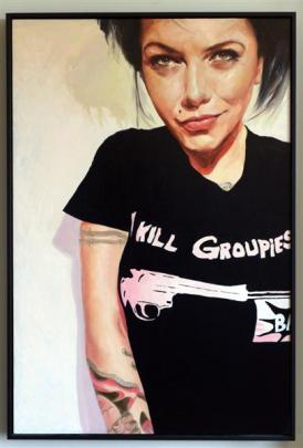 I Kill Groupies, by Stephen Martyn Welch.