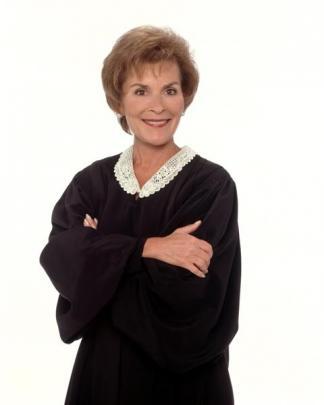 Judge Judy Sheindlin. Photos supplied.