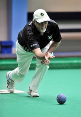 Ken Walker has been a member of the five-man New Zealand team in the past five years. Linda...