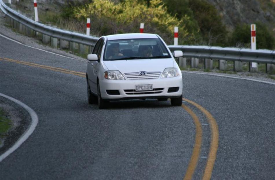 Last month, Southern district police caught 49 motorists driving on the wrong side of the road on...
