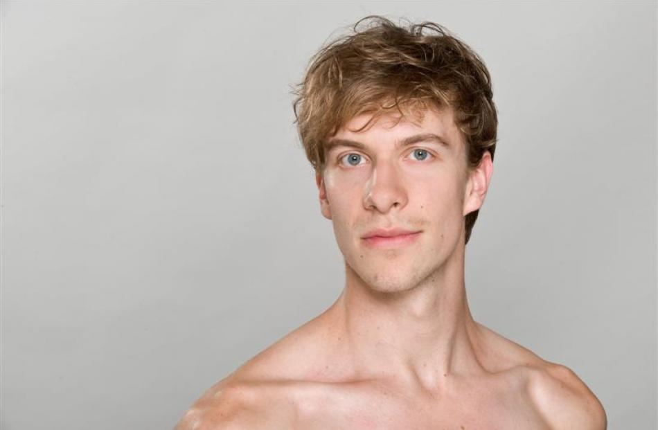 Loughlan Prior is playing several roles in the Royal New Zealand Ballet's upcoming production of...
