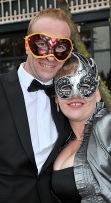 Dan Baker and Connielia Gullen