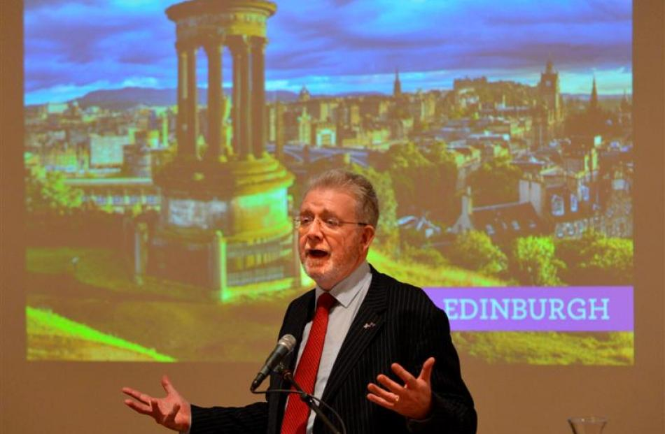 Michael Russell, the Secretary for Education in the Scottish Government, yesterday discusses...
