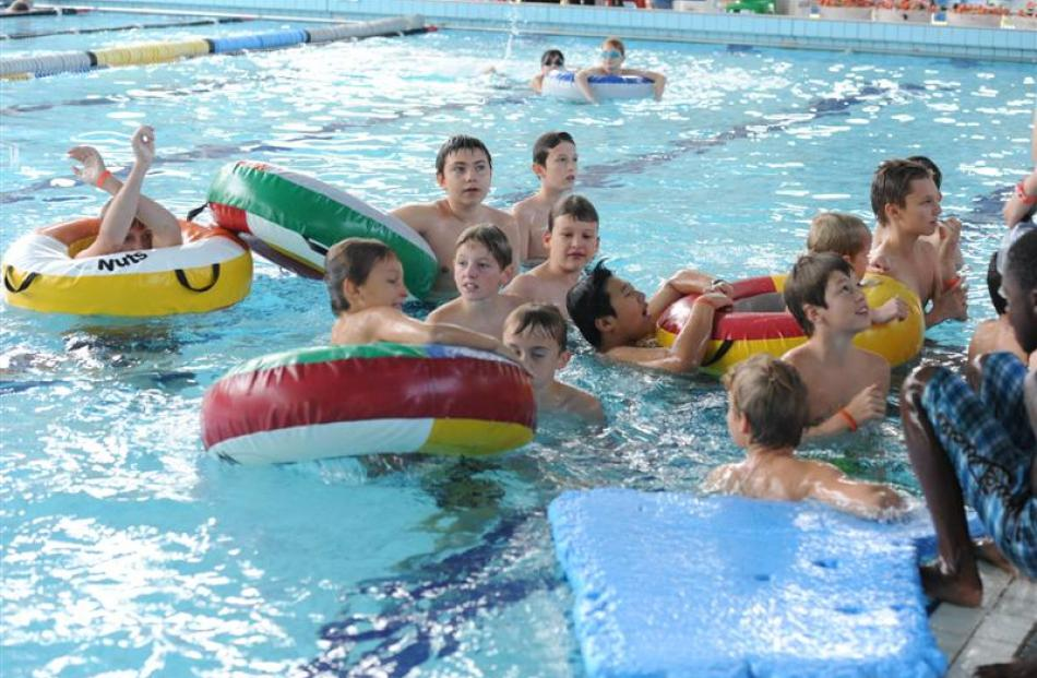 Moana Pool has become a hub for sporting competition, training and fitness, but also a vital...