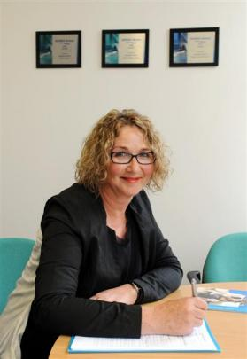 Mortgage broker Glenda French, from Mortgage Link, says the Welcome Home Loan scheme means people...