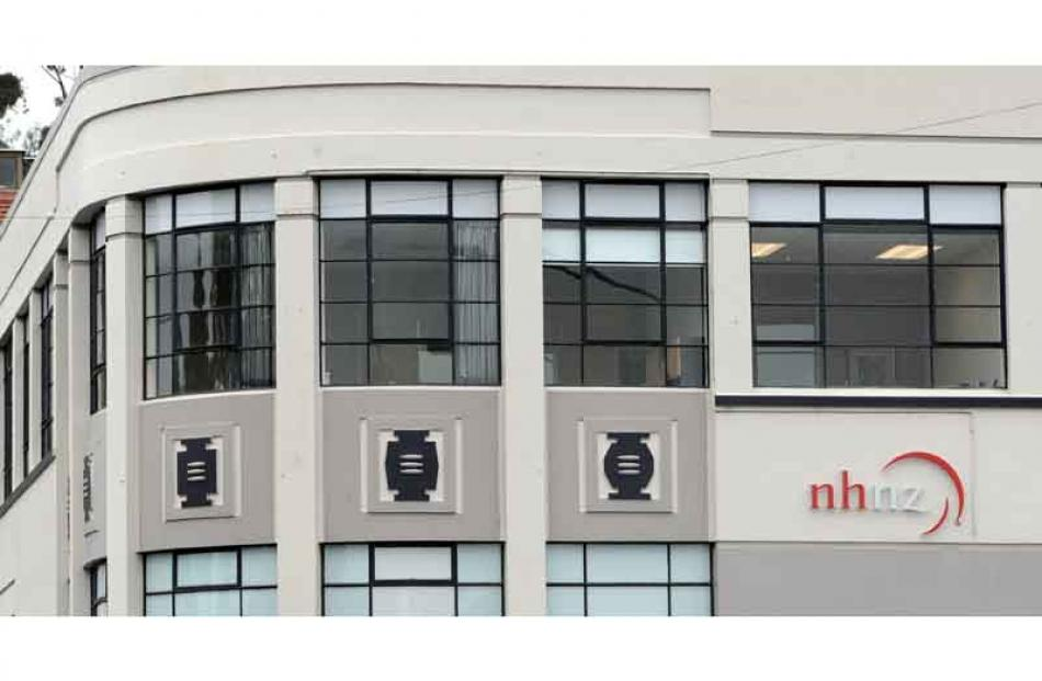 The new Natural History New Zealand premises on the corner of Princes and Melville Streets, which...