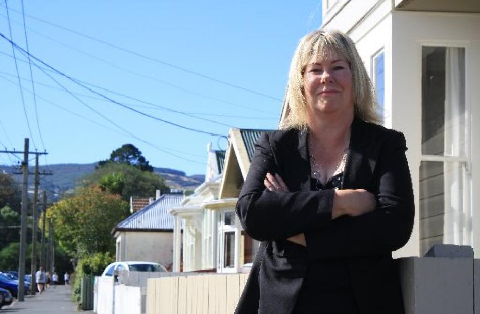 Otago chairwoman of the Property Investors Association Wendy Bowman is sceptical about the...