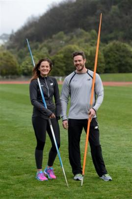 Para athletes Holly Robinson and Rory McSweeney are two of six Otago competitors headed to the...