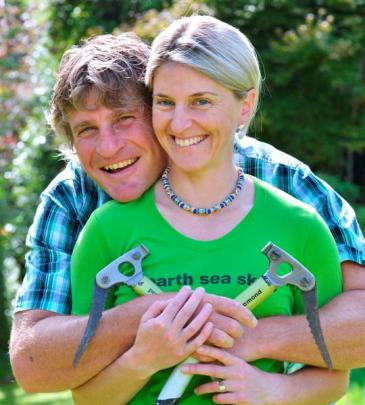 Paul and Shelley Hersey, of  Warrington, are preparing to make mountaineering history in Nepal....