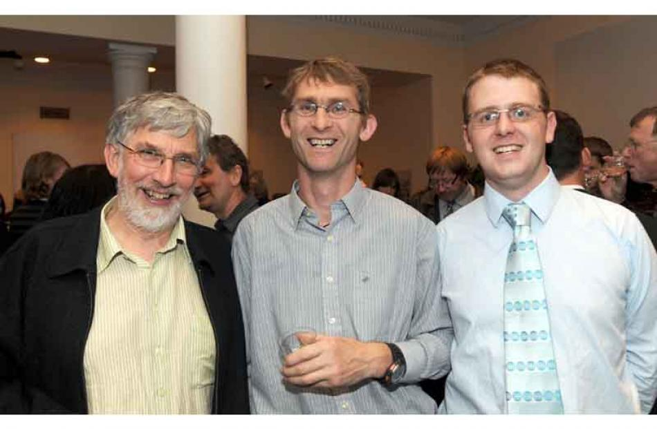 Don Hill, Roy Johnston, New Zealand Transport Agency, Aaron Isaacs, MWH Consultants.