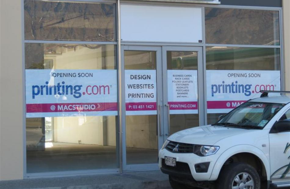 Printing.com will soon open at Terrace Junction in the space previously leased by Subway.  The...