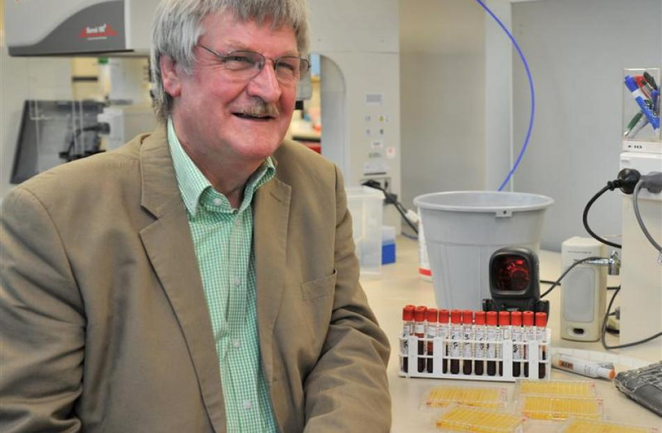 Prof Frank Griffin has enjoyed his career in animal science but has concerns that more investment...
