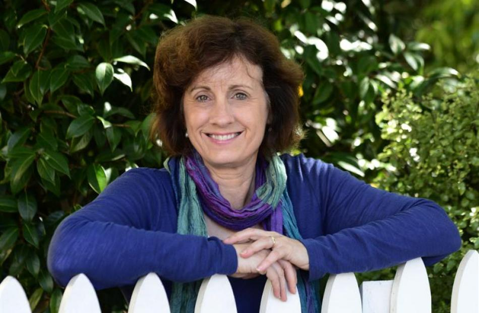 Prof Lesley Hughes, of Sydney, says events such as the Australian bushfires are influencing...