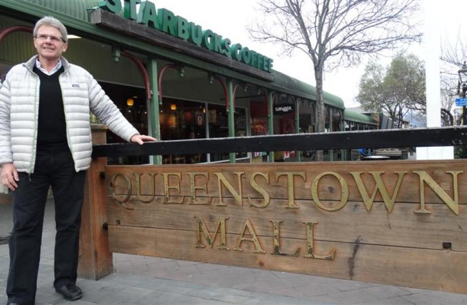 Queenstown businessman Mark Quickfall says the Queenstown Lakes District Council must be wise in...