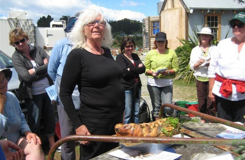 Restaurateur Fleur Sullivan, whose course will return to the Sustainable Skills Autumn School in...