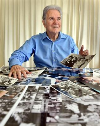 Retired broadcaster Neil Collins recalls the personalities and celebrities he has met, worked...
