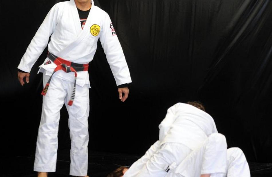 Jiu Jitsu: The Gracie effect | Otago Daily Times Online News