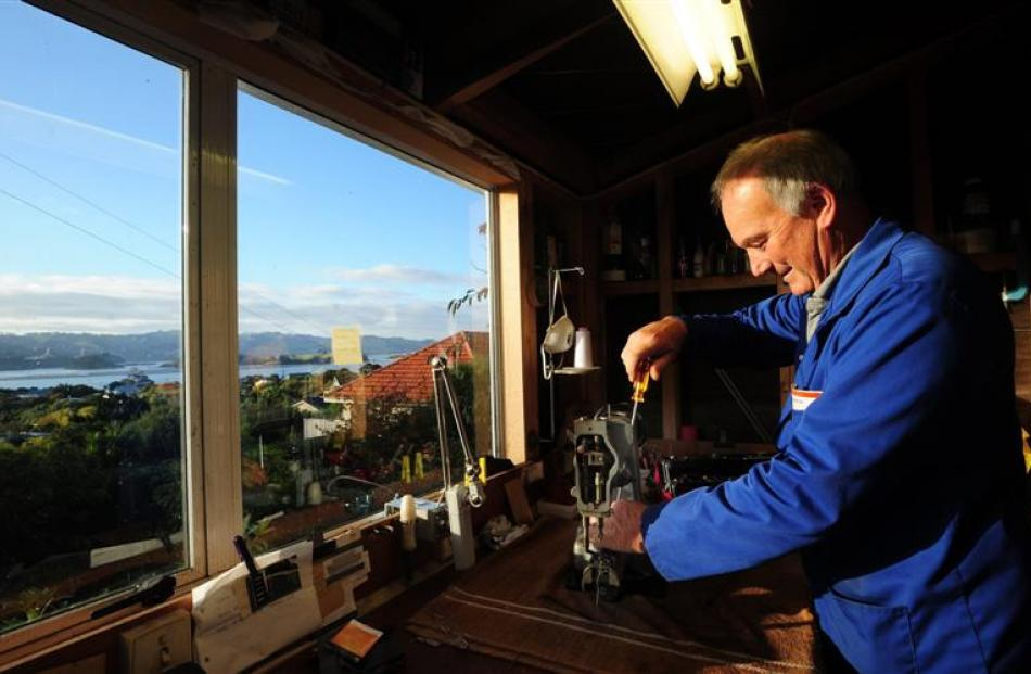 Sewing machine mechanic makes a job of it | Otago Daily Times Online ...