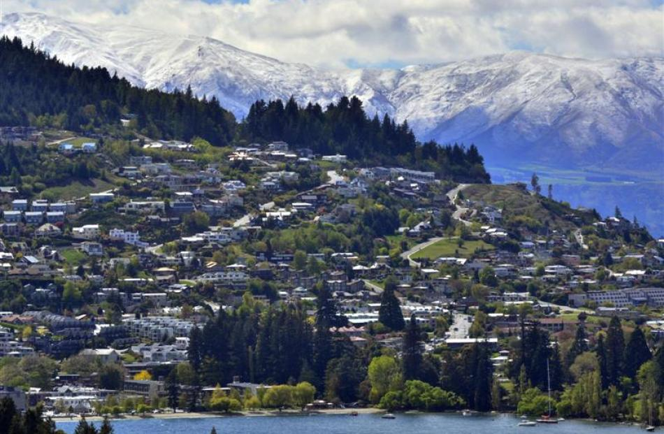 SkyCity Entertainment plans to bring more of its high-rollers to Queenstown. Photo by Gerard O...