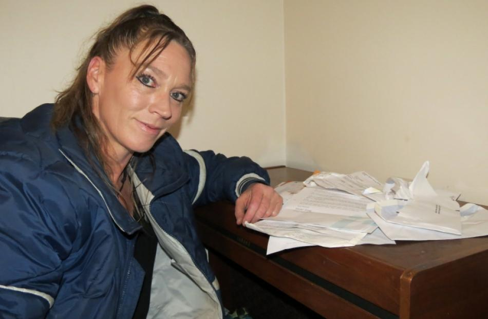 Solo mother Toni Leighton is one of 644 Dunedin residents to join the Fair Play on Fees lawsuit....