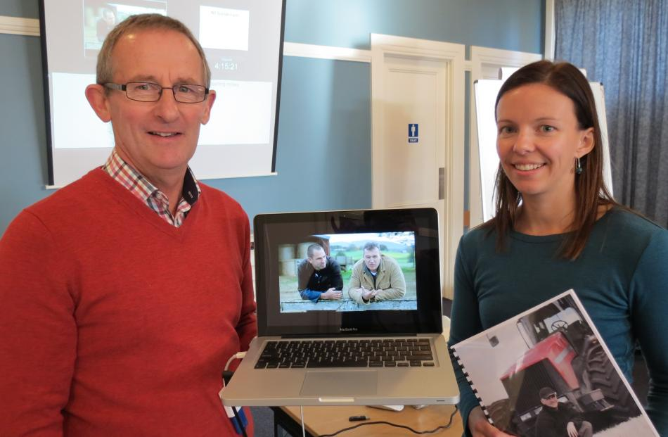 Southern PHO health promotion and project co-ordinator Katie Jahnke has developed a new course, '...