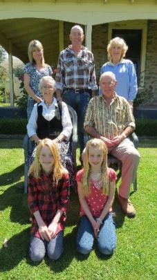 The Gunn family, of Coal Creek, is into its sixth generation of farming in the Teviot Valley....