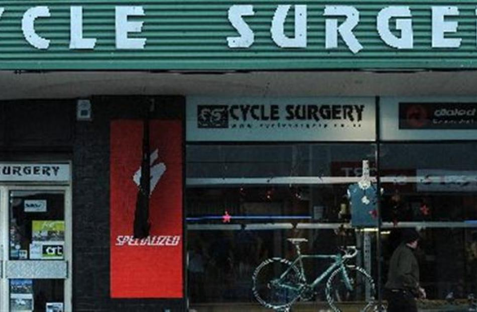 Cycle surgery nz