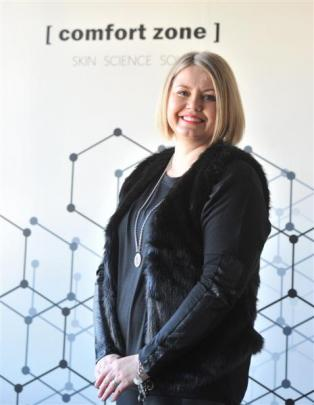 The Beaute  Group chief executive and Comfort Zone New Zealand managing director Sian Adamson...