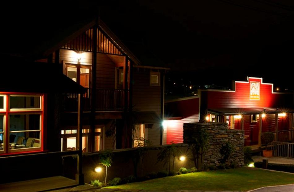 The Dairy Private Luxury Hotel in Queenstown.