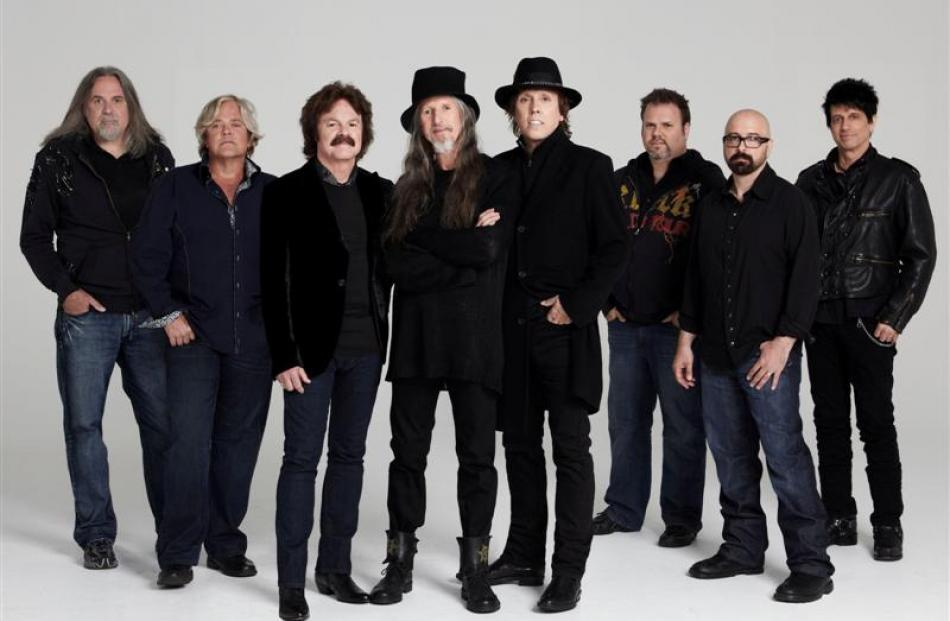 The Doobie Brothers return to the Wakatipu for the Queenstown Blues & Roots Festival. Photos...