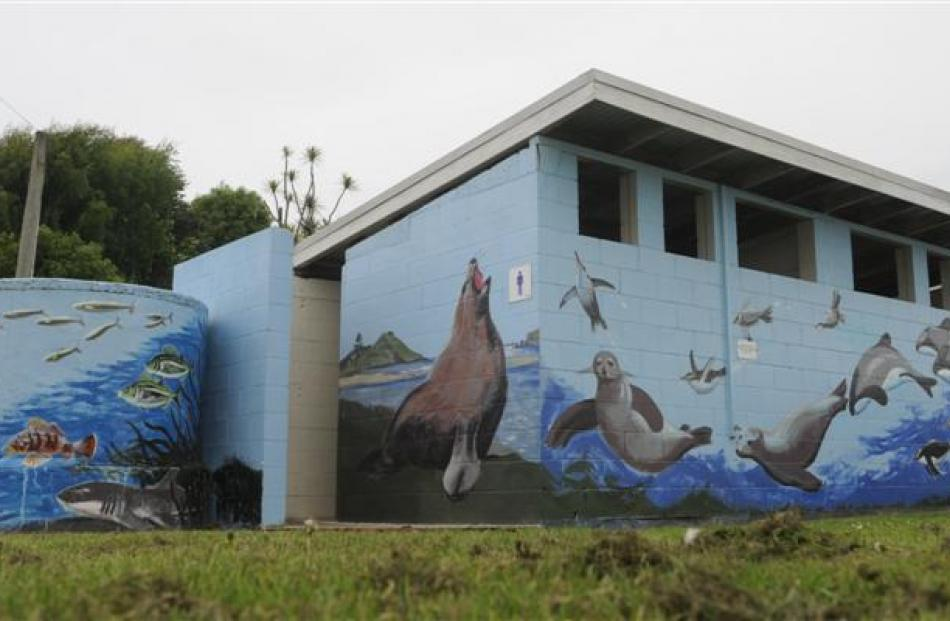 The Dunedin City Council is considering spending up to $96,000 to replace the existing public...