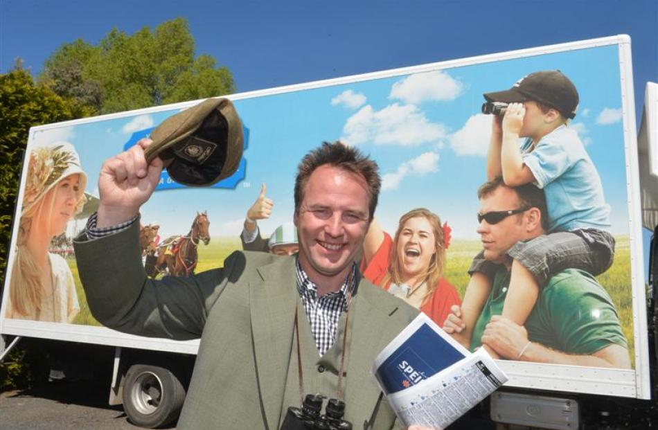 The flowers are ready the tents are up and Wingatui president Andre Klein  sc 1 st  Otago Daily Times & Bowing out on a Melbourne Cup day high | Otago Daily Times Online News