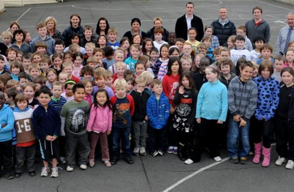 Five city schools merging into two | Otago Daily Times Online News