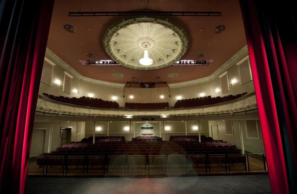 The redeveloped Oamaru Opera House by William Ross Architects has been commended in the public...