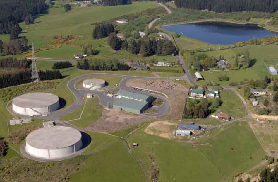 The storage capacity of the Mt Grand reservoir has been doubled. Other water supplies are less...