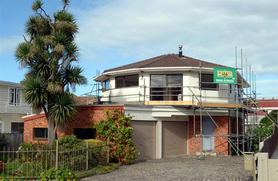 The University of Otago bought this property at 59 Duke St, North Dunedin, so it can expand Abbey...