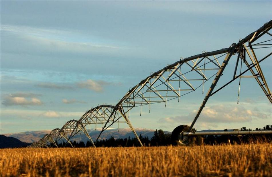 There are concerns over whether the level of support for new water storage and irrigation...