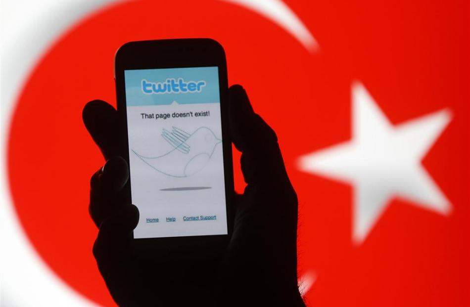 Turkey's courts have blocked access to Twitter a little over a week before elections as Prime...