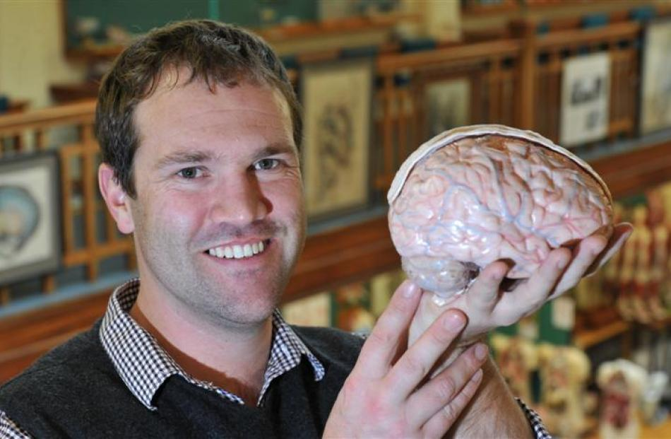 Grant for research to help stroke victims | Otago Daily Times Online ...