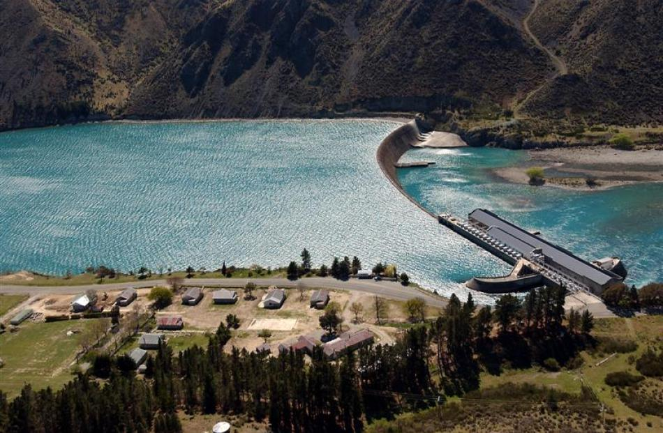Waitaki Village in 2002.